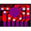 音乐门铃芯片AC8DM32双音32首门铃IC有选曲功能