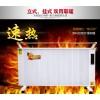 宜春世季风碳纤维电暖器 壁挂电暖器放心省心