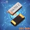 KDS晶振,32.768K晶振,DST311S晶振