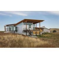 轻型钢结构别墅-河北圣达