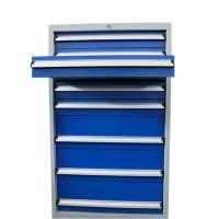 扬州工具柜8抽五金中控锁安全柜置物柜零件柜收纳柜可定制
