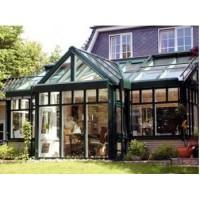 高档铝木复合门窗,住宅节能门窗系统,住宅阳光房系统