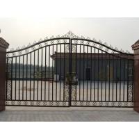 天津铁艺围栏安装,天津铁艺制作厂家 铁艺围栏价格