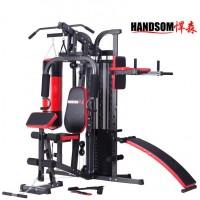 正品悍德森健身器材 跑步机 腹肌板 健身车 综合训练器