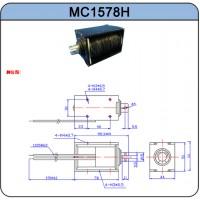 电磁铁生产厂家供应MC1578H推拉式电磁铁