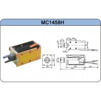 电磁铁生产厂家供应MC1458H推拉式电磁铁