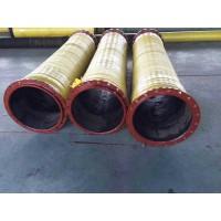 厂家直销铝厂用耐磨喷砂胶管输送渣壳砂石料