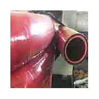 水冷电缆绝缘胶管 电炉中频炉胶管 冷却水输送无碳胶管