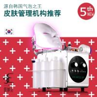 5头小气泡五代彩光五头超微小气泡皮肤清洁管理仪吸黑头注氧仪