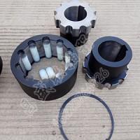 柳州联轴器厂制造ZL型弹性柱销齿式联轴器规格