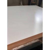 密度板 密度板贴面板厂家 1.8单贴密度板雕刻板镂铣板