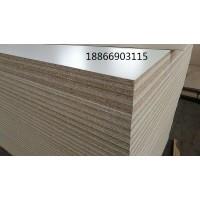 三聚氰胺板免漆板刨花板密度板颗粒板工作台面板桌面餐桌台面