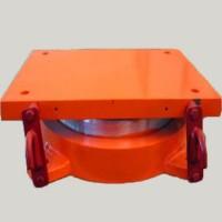 桥梁专用JPZ盆式橡胶支座富阳盆式橡胶支座厂家定制