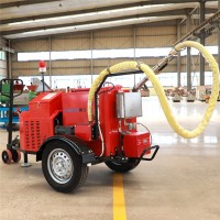 100升手拉式沥青灌缝机价格 灌缝机排名