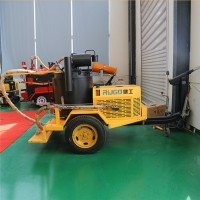 200L沥青路面灌缝机价格 路面养护灌缝机排行
