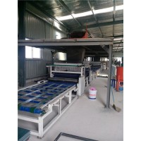 山东创新隔墙板生产线-轻质保温复合墙体板生产线