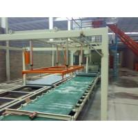 山东创新玻镁地板生产线-集装箱房地板生产线