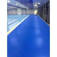 常州篮球场pvc塑胶地板运动地板地板胶绿质厂家直销