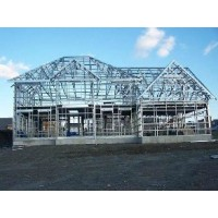 新型环保材料钢结构别墅的优势