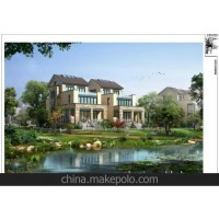 钢结构别墅 绿色环保建筑企业 震撼上市!