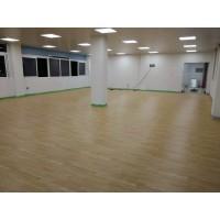 常州办公室pvc地板运动木纹地板防滑抗菌绿质厂家直销