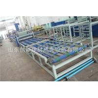 山东创新装饰板生产线-新型豪华防火装饰板生产线