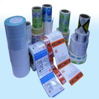 珠海绿源定制印刷的快递标签有什么特点