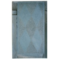 青石防滑石,波浪面青石板,青石堑道石,大菱形面青石板