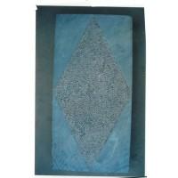 大菱形面青石板、北极星面青石板、雕花面青石板