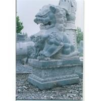 石雕狮子、石狮子厂家、青石石狮、青石雄狮