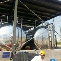 脱硫设备岩棉板保温工程施工罐体保温施工公司