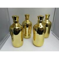 玻璃酒瓶生产厂家,玻璃酒瓶抛光打磨厂,玻璃酒瓶电镀喷涂厂