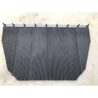 陕西 挡煤帘 挡煤帘安装要求 挡尘帘安装技术标准