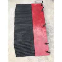内蒙古 防尘帘   皮带机导料槽 输送带挡尘帘