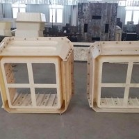 混凝土方框护坡模具 框格模具供应商