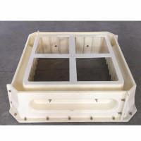 水利框格护坡模具 预制件防护六角模具