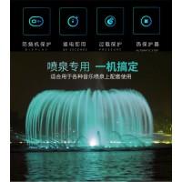 天津水上项目用100立方大流量喷泉潜水泵