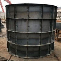 污水检查井模具说明 排污检查井钢模具技术新进