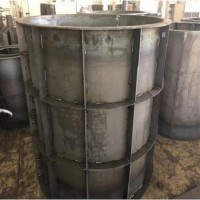 小区渗水井钢模具 水泥制品检查井模具高品质