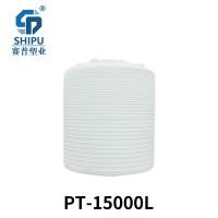 15顿塑料水箱塑料水塔化工储罐厂家