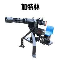 安徽实感模拟射击设备气炮枪室内儿童游乐场射击场设备
