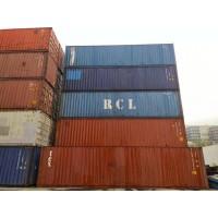 天津二手集装箱 全新集装箱 二手海运箱 SOC自备出口箱