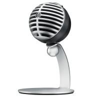 舒尔 数字话筒 电脑手机话筒SHURE-经销商声海创新