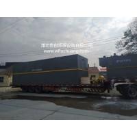 山东潍坊污水处理一体化生活污水处理设备
