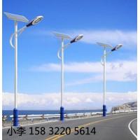 清苑新农村建设太阳能路灯6米30瓦成套价格