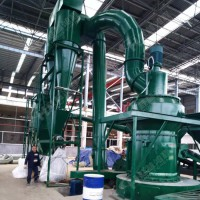 天津废钢渣磨粉机 HC1700纵摆式磨粉机