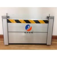 铝合金挡水板使用场地-安装效果