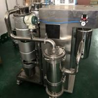 河南有机溶剂喷雾干燥机CY-5000Y实验操作