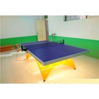 室内金彩虹乒乓球台的型号尺寸