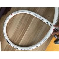 进口食品级硅胶管-硅胶包覆特氟龙软管P-1704